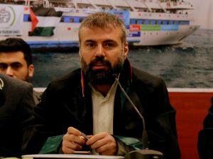 İsrail'le anlaşmayı 'paralel'e bağlayan avukat, Perinçek sorusuna cevap vermedi