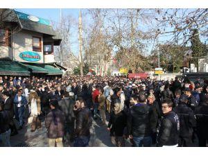 Şehit Önder Ertaş, son yolculuğuna uğurlandı