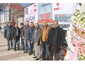 Mardinlilerden Kızılay'a 44 Ünite Kan