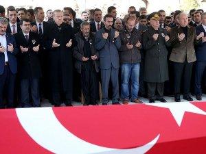 Şehit Polis Ertaş, son yolculuğuna uğurlandı