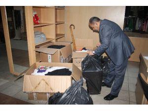 Highway'de Unutulan Eşyalar Hayır Çarşısı'na Bağışlandı