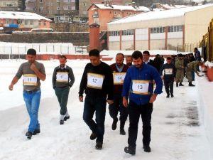 Bitlis'te Şınavlı Mekikli Korucu Alımı