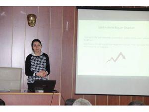 Yozgat'ta girişimcilik kursuna vatandaşlar büyük ilgi