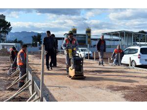 Antalya'nın en büyük ikinci ilçesine asfalt üretim tesisi kuruluyor