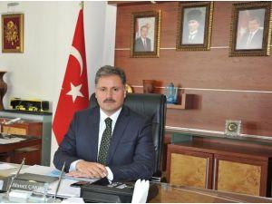 Başkan Çakır'dan Taziye Mesajı
