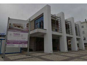 Konyaaltı'nda Kültür Merkezi Ve Cemevi'nde Geri Sayım Başladı