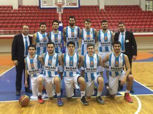 Canik Başarı Üniversitesi Basketbol Takımı 6. maçından da galibiyet elde etti