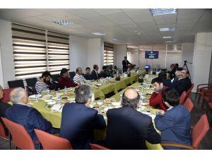 Başkan Çimen 2015 Çalışmalarını Ve 2016 Hedeflerini Açıkladı