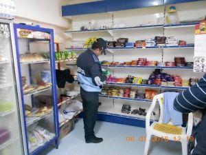 Burhaniye Belediyesi Zabıtasından Kantinlere Denetim