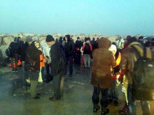 Aydın'da 81 Göçmen Yakalandı