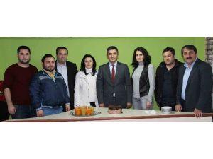 Özdemir Çaycuma'daki Basın Mensupları İle Bir Araya Geldi