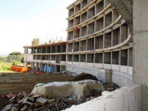 Ödemiş Devlet Hastanesi İnşaatında Çalışmalar Yeniden Başlıyor