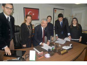 Elektronik malzeme atıklarının toplanması için işbirliği protokolü imzalandı