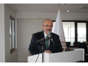 Vali Kürklü'den 2015 Yılı Değerlendirmesi