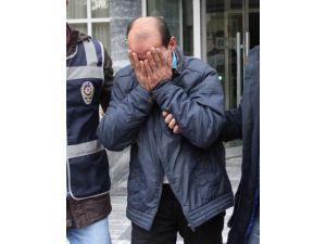 Depodan Hırsızlık Zanlısı Tutuklandı