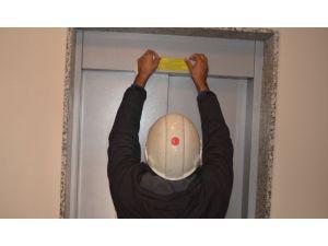 """""""Hayatı kolaylaştıran asansörler insan güvenliğini tehlikeye atmamalı"""""""