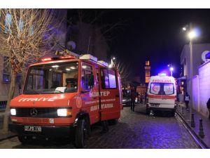 Suriyeli vatandaş evinde çıkan yangında öldü