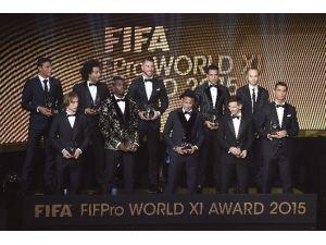 Yılın 11'ine Ödülünü ETO'o Verdi
