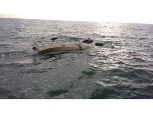 Batan Teknedeki 3 Göçmen Aranıyor