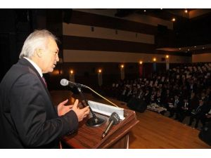 Kamil Saraçoğlu: Tarım Artık Modern Araç Ve Gereçlerle Yapılmalı