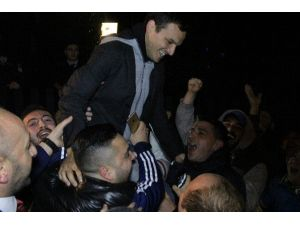 Pablo Batalla Tekrar Bursa'da