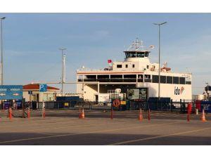 Yalova'da Deniz Ulaşımına Lodos Engeli