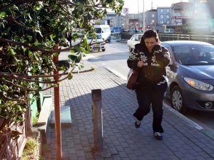 Hızı 73 kilometreye ulaşan lodos Bursa'da hayatı olumsuz etkiliyor