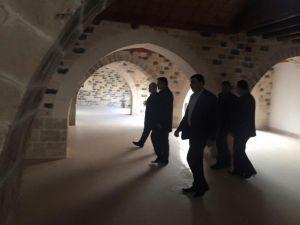 """Milletvekili Polat, """"Kilis'in Tarihine Sahip Çıkıyoruz"""""""