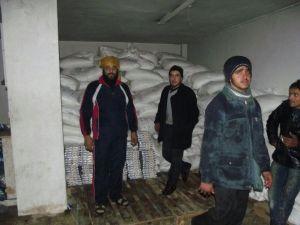 Bayırbucak Türkmen Cephesinden Kayseri Şeker'e Teşekkür