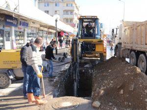 Düzce Belediyesi altyapı hizmetlerini bakıma aldı