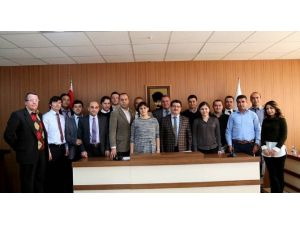 Erdemli Belediyesi'nin Proje Eğitimi Sona Erdi