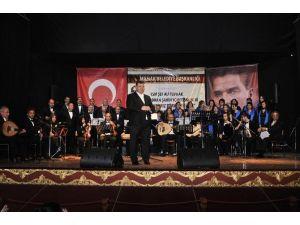 Mamak Belediyesi'nden Şarkılarımız Türkülerimiz Konseri
