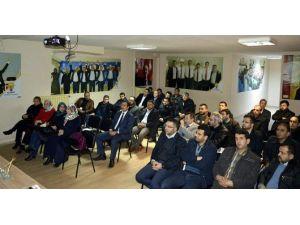 Ahiler Kalkınma Ajansı, AK Parti İl Yöneticilerini Bilgilendirdi
