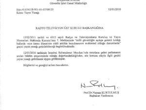 İstanbul'daki patlamaya ilişkin 'geçici yayın yasağı'