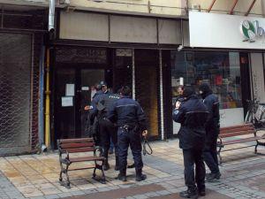 Kurs merkezine 'pardon' dedirten Çevik Kuvvet'li silahlı baskın