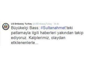 ABD Ankara Büyükelçisi Bass: