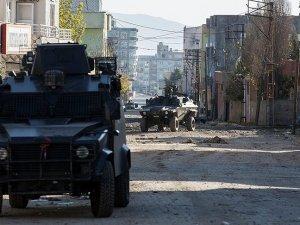 Cizre'de 1 polis şehit oldu