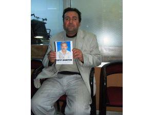 Kaybolan Babasını 4 Gündür Arıyor