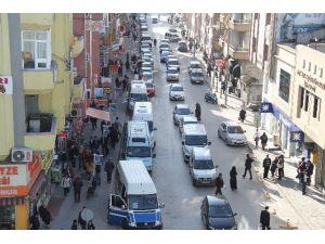 Sakarya'da Trafiğe Kayıtlı Araç Sayısı 250 Bine Dayandı