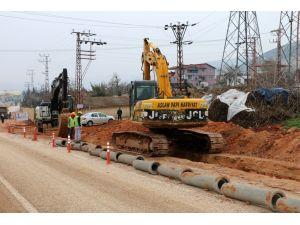 HATSU, Reyhanlı'da altyapı çalışmalarını sürdürüyor