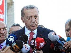 Cumhurbaşkanı Erdoğan Bakan Ala'dan patlama ile ilgili bilgi aldı