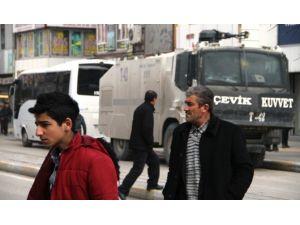 Van'da Güvenlik Önlemi Artırıldı