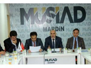Mardin'de Yatırım Toplantısı