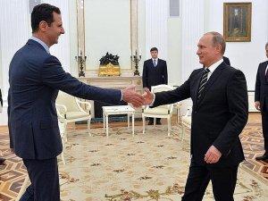 Putin'den Esed'e sığınma hakkı için yeşil ışık