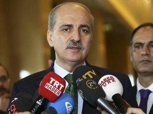 Başbakan Yardımcısı Kurtulmuş: Canlı bomba 1988 doğumlu ve Suriye uyruklu