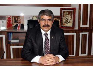 AK Parti Adıyaman İl Başkanı İstifa Etti