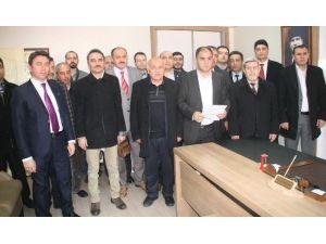 Yozgat'ta Türkiye Barolar Birliği Başkanı Feyzioğlu'na Tepkiler Büyüyor