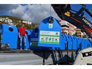 Alanya Belediyesi Geri Dönüşüm Projesini Genişletiyor