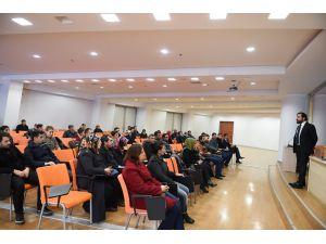 Malatya'da uygulamalı girişimcilik eğitimi