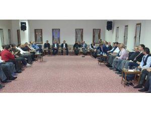 AK Parti İl Başkanı Arat, STK Temsilcileriyle Buluştu